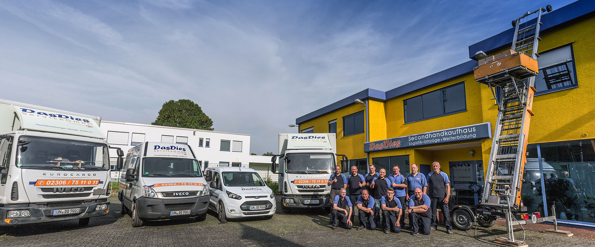 582b794f8ac13b DasDies Service GmbH - Umzüge und Haushaltsauflösungen
